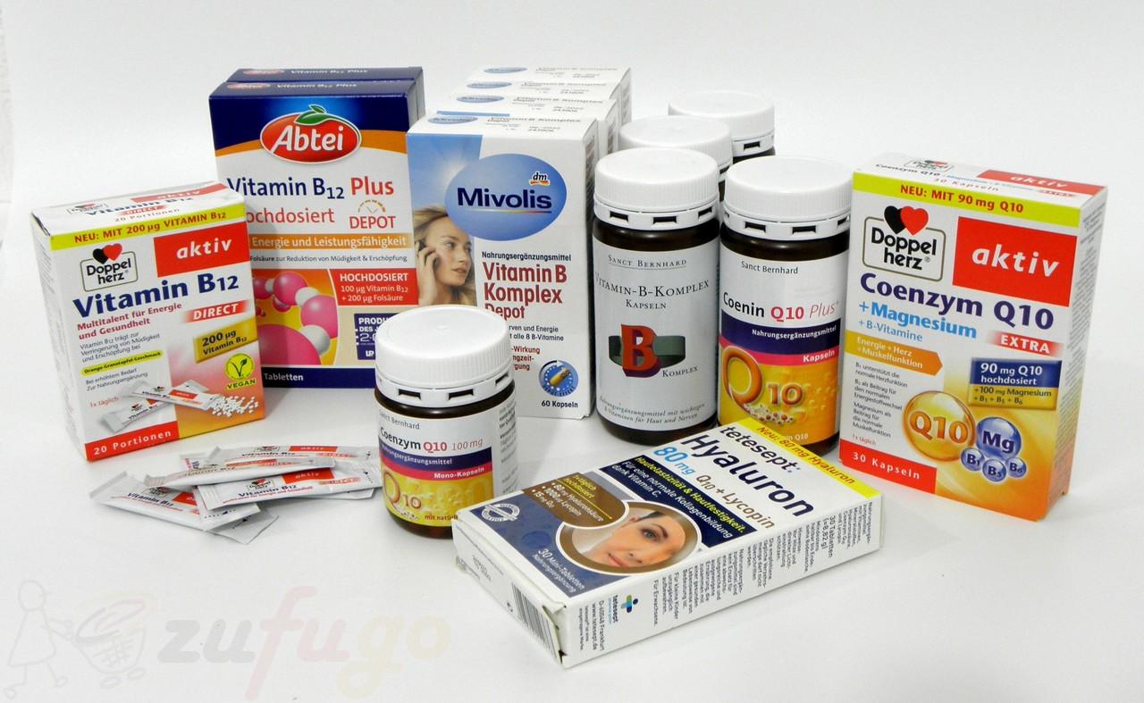 德國營養補充品